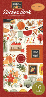 Hello Autumn: Hello Autumn Sticker Book