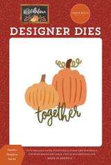 Hello Autumn: Together Pumpkins Die Set