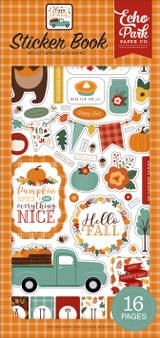 Happy Fall: Happy Fall Sticker Book