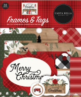 Farmhouse Christmas: Frames & Tags