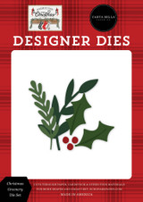 Farmhouse Christmas: Christmas Greenery Die Set