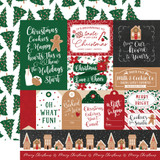 A Gingerbread Christmas: Multi Journaling Cards