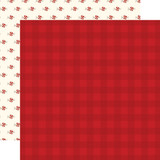 Hello Christmas: Red Plaid