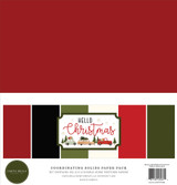 Hello Christmas: Solids Kit