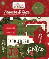 Hello Christmas: Frames & Tags