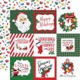 Dear Santa: 4x4 Journaling Cards