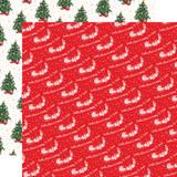 Dear Santa: Santa and His Reindeer