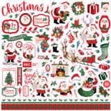 Dear Santa Element Sticker