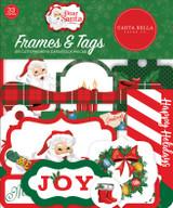 Dear Santa: Frames & Tags