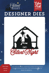 Silent Night: Silent Night Nativity Die Set