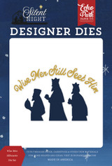 Silent Night: Wise Men Silhouette Die Set