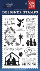 Silent Night: Peace On Earth Stamp Set