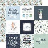 Winter Market: 4x4 Journaling Cards
