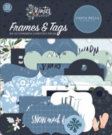Winter Market Frames &  Tags