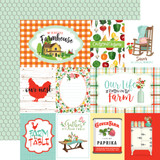 Farm To Table: Journaling Cards