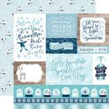 Winter Magic: Multi Journaling Cards