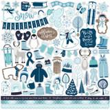 Winter Magic Element Sticker