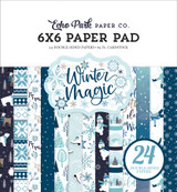 Winter Magic 6x6 Paper Pad