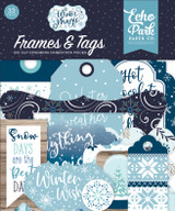 Winter Magic Frames & Tags