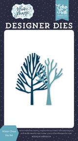 Winter Magic: Winter Trees Die Set