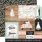 Our Wedding: Multi Journaling Cards