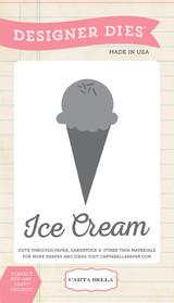 Ice Cream Scoop Die