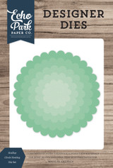 Scallop Circle Nesting Die Set