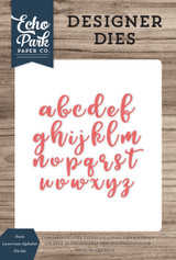 Rosie Lowercase Alphabet Die Set