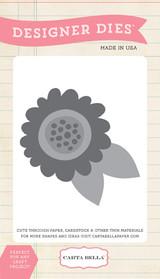 Dotted Flower Die