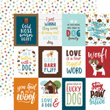 My Dog: 3x4 Journaling Cards