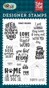 My Dog: Furry Friends Stamp Set