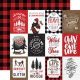 Let's Lumberjack: 3x4 Journaling Cards
