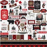 Let's Lumberjack: Element Sticker