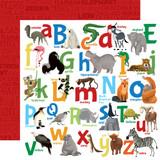 Zoo Adventure: Animal Alphabet