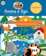 Zoo Adventure Frames & Tags