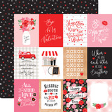 Cupid & Co: 3x4 Journaling Cards