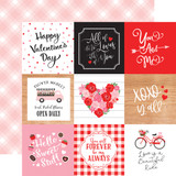 Cupid & Co: 4x4 Journaling Cards