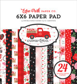 Cupid & Co: Cupid & Co. 6x6 Paper Pad