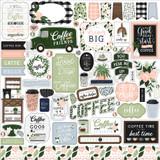 Coffee & Friends: Coffee & Friends Element Sticker