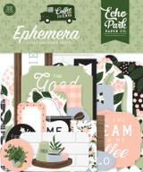 Coffee & Friends Ephemera