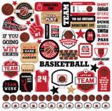 Basketball: Element Sticker