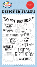 Let's Celebrate: Birthday Surprise Stamp Set