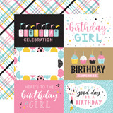Magical Birthday Girl: 6x4 Journaling Cards