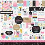 Magical Birthday Girl: Element Sticker