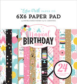 Magical Birthday Girl: 6x6 Paper Pad