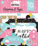 Magical Birthday Girl: Frames & Tags