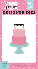 Magical Birthday Girl: Birthday Cake Die Set