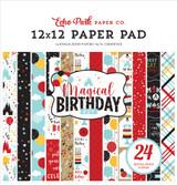 Magical Birthday Boy 12x12 Paper Pad