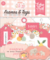 Welcome Baby Girl - Welcome Baby Girl Frames & Tags