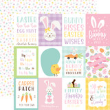 Welcome Easter - 3x4 Journaling Cards